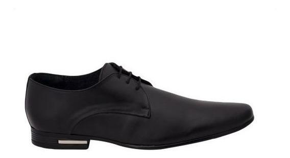 Zapatos De Vestir Uomo Di Ferro 1700 Caballero Color Ne Ps.