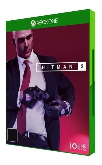 Jogo Hitman 2 Xbox One Mídia Física Português