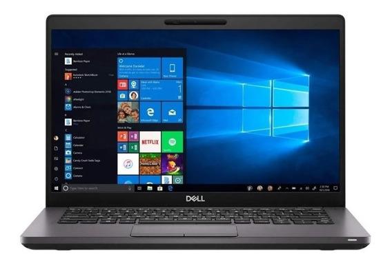 Notebook Dell 5400 Core I7-8665u 16 Gb Ram Ssd M2- 256gb W10