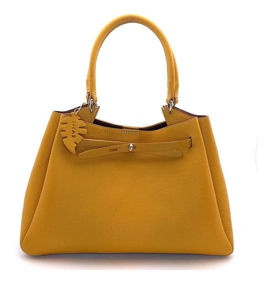 Cartera De Cuero Vacuno Welcome Bags & Shoes