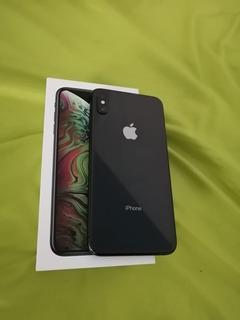 iPhone XS Max 64 Gb Con Funda De Piel Apple Y Applecare+