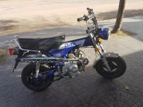 Dax Mondial 70cc 2015