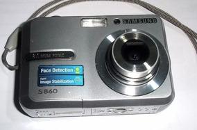 Camera Fotografica Funcionando Samcung S860
