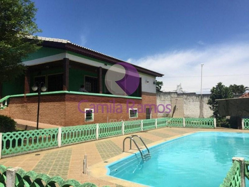 Chácara Residencial À Venda, Varinhas, Mogi Das Cruzes. - Ch0039 - 68333904