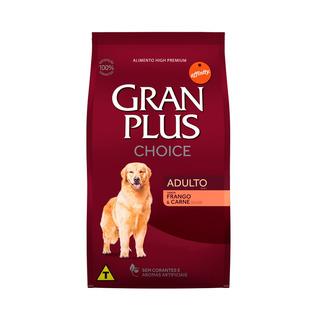 Ração Guabi Granplus Choice Cães Adultos Frango Carne 15kg