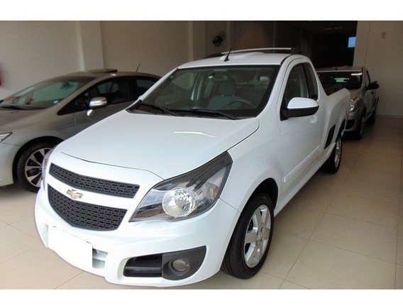Chevrolet Montana Sport 1.4 Branca Flex 2p Manual 2013