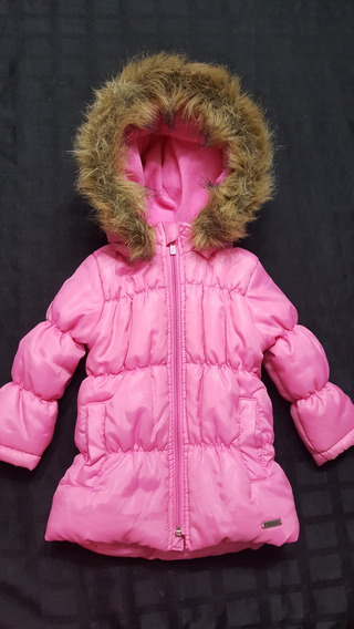 Campera Inflable Nena Cheeky Talle L