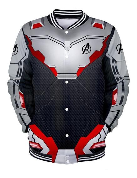 Avengers Endgame Cosplay Quantum Reino Disfraces Uniforme De