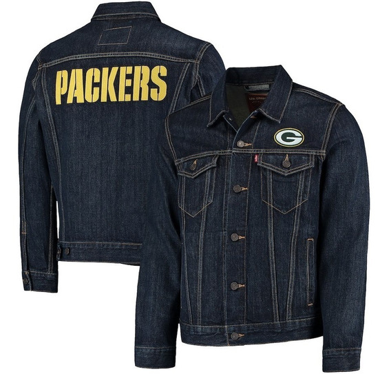 Chamarra Green Bay Packers Levi