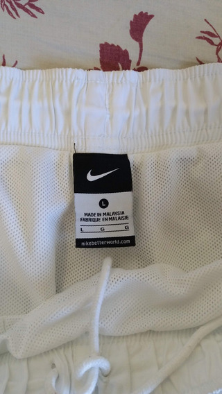 Nike Bermuda G Branca