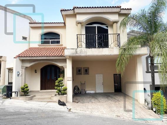 Casa En Venta Residencial Las Colinas Zona San Jeronimo Monterrey