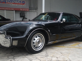 Olds Movile Toronado 1966