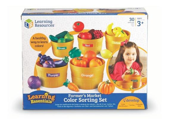 Juego De Clasificación De Colores Farmer