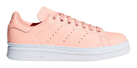 Zapatillas adidas Originals Stan Smith New Bold -b37361- Tri