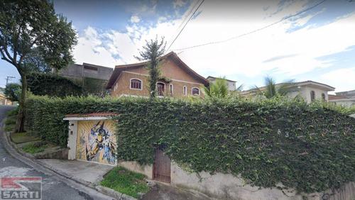 Imagem 1 de 1 de 4 Dormitórios -  7 Vagas-   Piscina - Edícula  - St17452