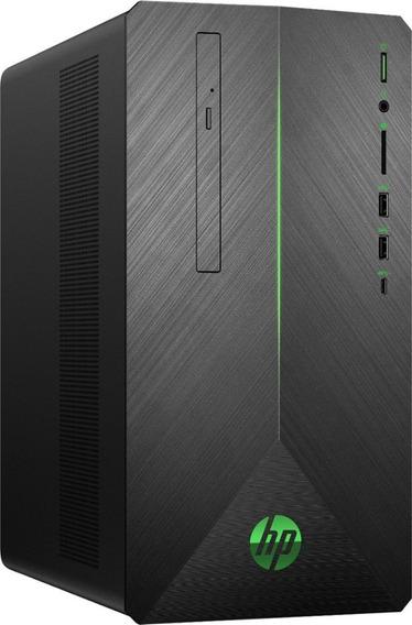 Hp Pavilion Gaming Ryzen 5 2400g Radeon Rx580 8gb 128gb 1tb