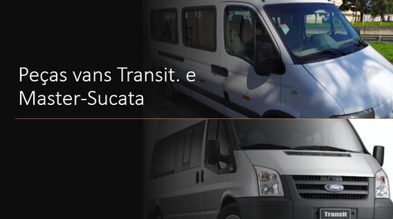 Peças Vans Ford Transit E Renault Master