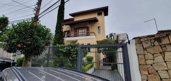Sobrado Com 4 Dormitórios À Venda, 234 M² Por R$ 1.344.000,00 - Matriz - Mauá/sp - So0332