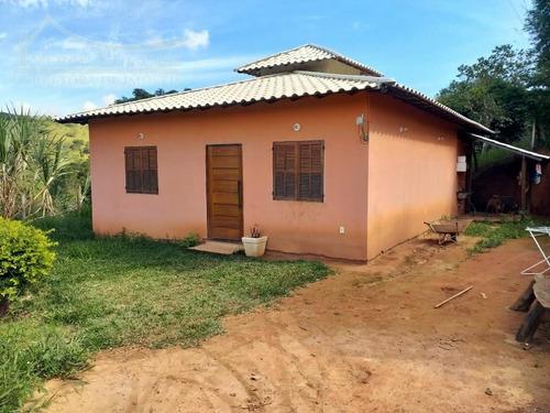 Imagem 1 de 12 de Casa Em Acampamento  -  Paty Do Alferes - 2642