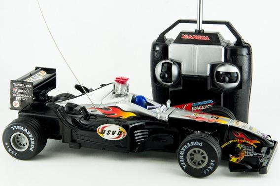 Carrinho 1:24 Carro Controle Remoto Corrida F1 Formula 1