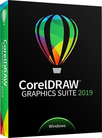 Corel Draw Graphics Suite 2019 Win 64
