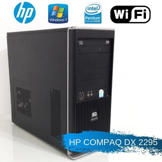 Desktop Hp Dx2295 Pentium Dual Ram 2gb 80gb + Frete Gratis