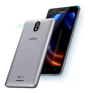 Celular Smartphone Neffos C5s Red 4g Pantalla 5 Cam 5mp