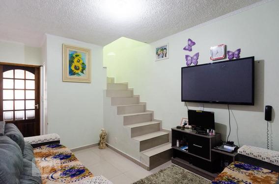 Casa Com 2 Dormitórios E 1 Garagem - Id: 892987736 - 287736