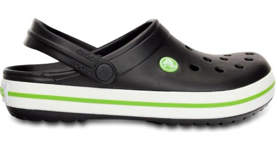Crocs Crocband Unisex Onix - Volt Green