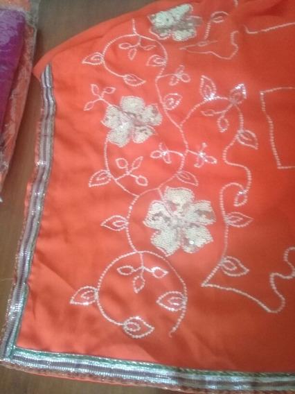 Sari Importado 6m Origen India