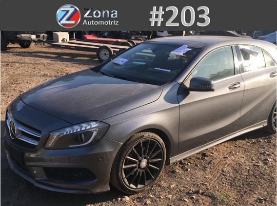 Mercedes Benz A200 2012 Al 2018 W176 #203 En Desarme