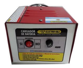Cargador De Baterias Portatil 12v 10amp