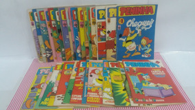 Lote Com 32 Gibis Do Peninha Editora Abril/1982 + Figurinhas