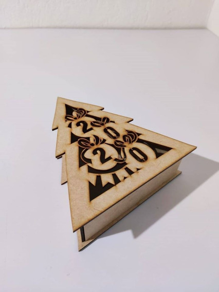 Prácticas Cajas Decorativas En Madera