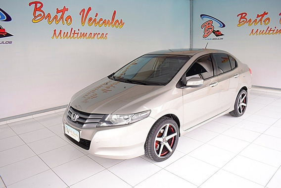 Honda City 1.5 Ex 16v Flex 4p Manual 2010