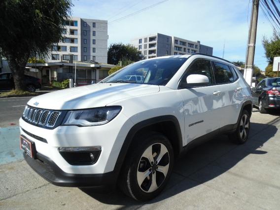 Jeep New Compass 2.4 Longitude Auto 4wd 2018