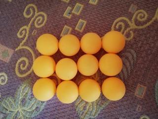 Set Pelotas De Ping Pong De 40mm 6 Piezas