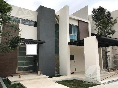 Casa En Renta En Cancun/arbolada