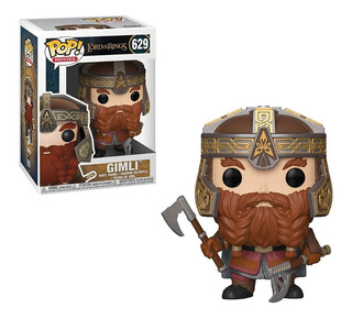 Gimli Lord Of The Rings 629 Funko Pop Movies