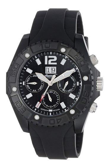 Reloj Ingersoll In1210bbk The Yuca Automático