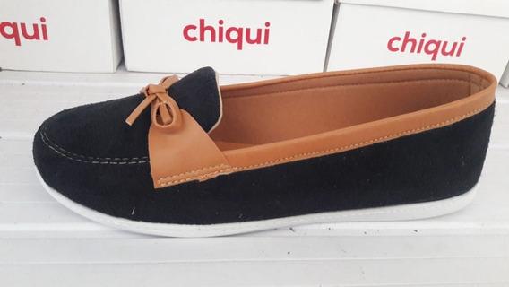 Mocassim Sapato Feminina Chiquiteira Chiqui/90101