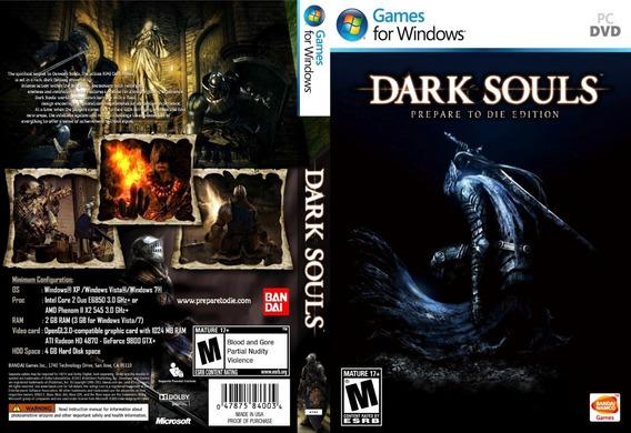 Dark Souls: Prepare To Die Edition - Português