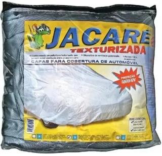 Capa Cobrir Carro Jacaré 100% Impermeável Grossa Hb20 Sed