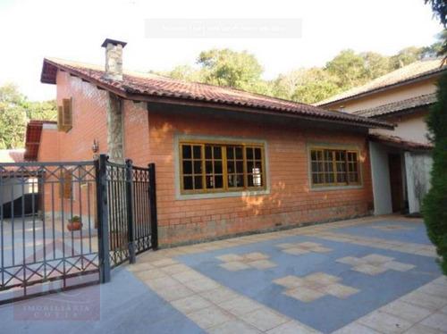 Casa Com 4 Dormitórios, Sendo 2 Suítes À Venda, 450 M² Por R$ 875.000 - Transurb - Itapevi/sp - Ca1293
