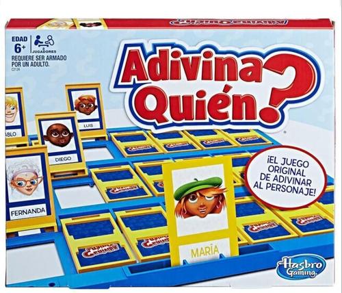 Adivina Quien Juego De Mesa Original De Hasbro Nuevo Sellado
