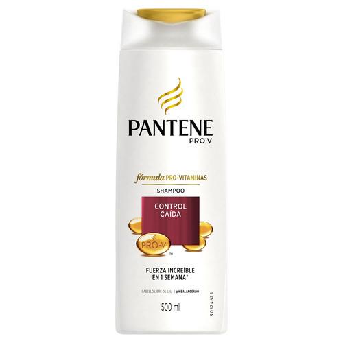 Imagen 1 de 1 de Shampoo  Pantene Pro-V Control Caída 500ml