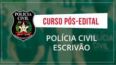 Apostila E Curso Online Polícia Civil Pc-sc 2017 - Escrivão