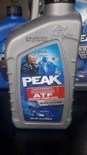 Lubricante Atf Dexron 6 Peak Made In Usa