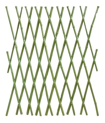 Cerca De Bambu Extensible 1,20 M Forrada-tutti