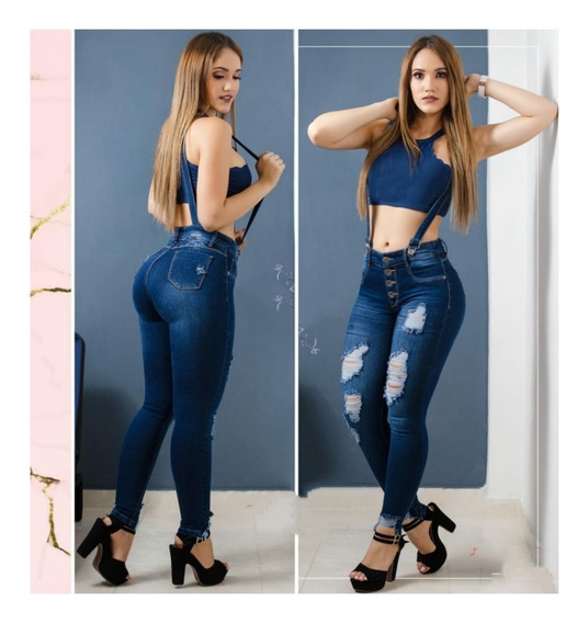 Nueva Coleccion Jeans Tira Strecth Talla 8/16